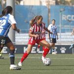 Deyna Castellanos marcó el primero en la Iberdrola
