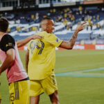 Jhonder Cádiz probó las mieles del gol en la MLS
