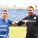 José Alí Meza tiene nuevo reto en Sudáfrica