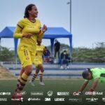 Jhojandry Monsalve marcó doblete en Ecuador