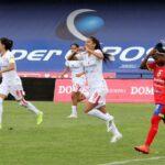 Joemar Guarecuco marcó el primero en Colombia