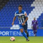 """Nicolás """"Miku"""" Fedor volvió a jugar en el fútbol español"""
