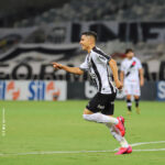 (+ VIDEO) Jefferson Savarino figuró en goleada de Atlético Mineiro