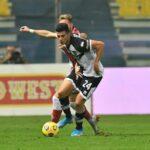 Yordan Osorio debutó en Serie A con el Parma