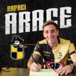 Rafael Arace tiene nuevo equipo en Chile