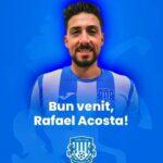 Oficial: Rafael Acosta se muda al fútbol rumano
