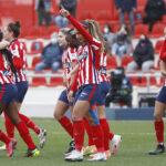 Deyna Castellanos guió remontada del Atlético de Madrid