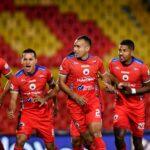 Criollos se bautizaron con el gol en Colombia