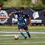 Sebastián Chalbaud se instala en la élite del fútbol universitario en Norteamérica