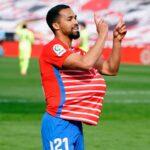 Yangel Herrera le marcó al líder, pero su Granada no pudo