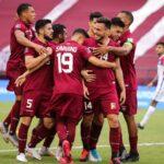Venezuela permanece entre los 28 mejores del mundo, según FIFA