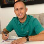 (+TUIT) Alejandro Guerra fue oficializado en República Dominicana