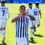"""Yaimil Medina """"rescató"""" un punto con su Recreativo Huelva"""