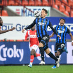 (+VIDEO) Daniel Pérez ya sabe lo que es marcar en la primera de Bélgica