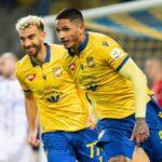 Eric Ramírez llegó al doble dígito de goles en Eslovaquia