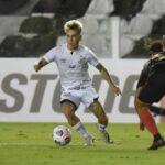 Soteldo empezó la Libertadores con Santos, ¿la terminará?