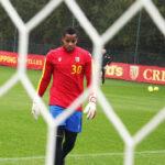 Wuilker Faríñez y su Lens se despidieron de la Copa