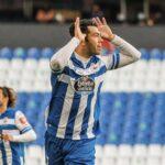 """Nicolás Fedor llegó al """"póker"""" de goles en la temporada"""