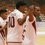 Dieciséis jugadores fueron convocados para el segundo módulo de la Vinotinto de Futsal