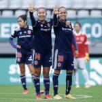 Bárbara Sánchez debuta con doblete en campeonato chileno