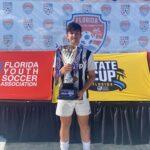 Santiago Fonseca se alzó con la State Cup en los Estados Unidos