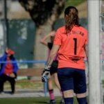 """Andrea Tovar, la """"número uno"""" de Primera Nacional de España"""