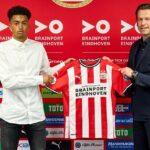 Yiandro Raap fue anunciado por el PSV Endhoven U-17
