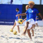 Venezuela inicia con derrota en eliminatorias de fútbol playa