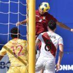 Venezuela triunfó ante Perú en un emocionante duelo de Eliminatorias