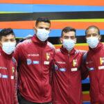 La Vinotinto de Futsal partió este sábado rumbo a Uzbekistán