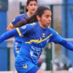 (+ VIDEO) Jyoeldry Parra ahora gritará goles en la Reto Iberdrola