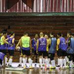 La Vinotinto de Futsal inició sus entrenamientos en Caracas