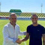 Roberto Rosales fue anunciado por el AEK de Chipre