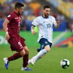 """Argentina será el """"primer round"""" para un nuevo ciclo """"Vinotinto"""""""