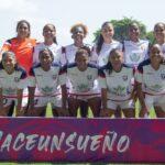 Nació el sueño junto a  Yaracuyanos FC: Campeonas de la Liga FutveFem