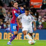Machís, un 'problemón' para el Barça