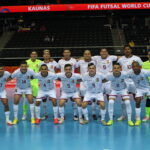 Vinotinto de Futsal: ¡A luchar por el primer puesto del grupo!