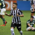 Savarino dejó muestras de calidad en la Copa Libertadores